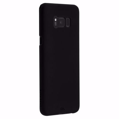 Picture of Case-Mate Case-Mate Barely There Case for Samsung Galaxy S8+ in Black