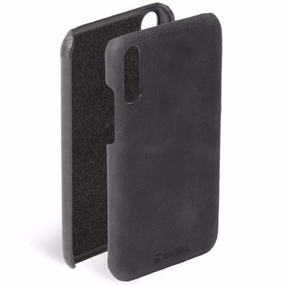 Picture of Krusell Krusell Sunne Case for Huawei P30 in Vintage Black