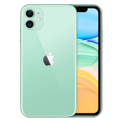 Picture of Apple iPhone 11 128GB Green (MWM62B)